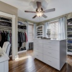 Closet Organized by The Organizing Professionals ®